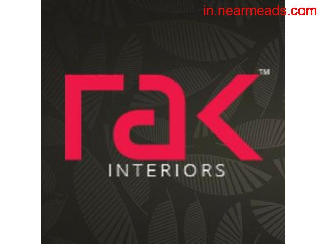 RAK Interiors for the Outstanding Office Interior Design Works in Cochin - 1