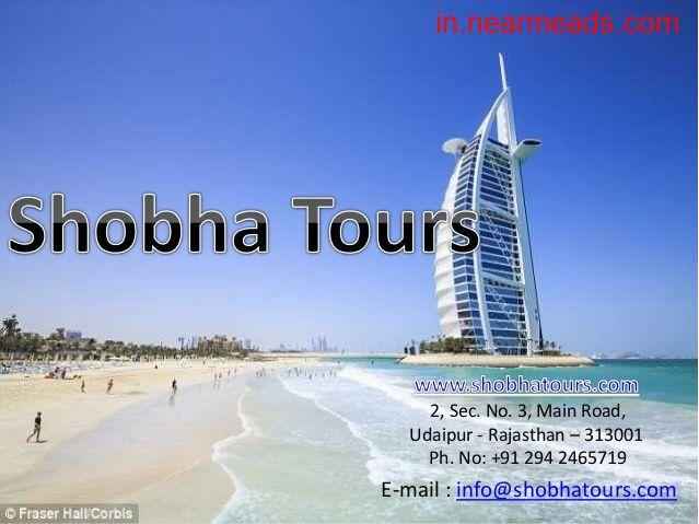 Shobha Tours – Best Travel Agency in Udaipur - 1