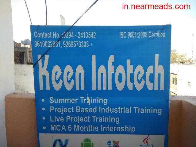 Keen Infotech – Learn AI Course in Udaipur - 1