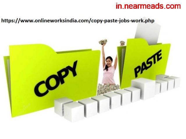 Online Works India – Best Copy Paste Ad Posting Job in Udaipur - 1