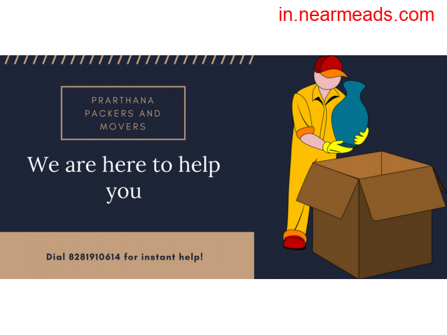 Prarthana Packers and Movers – Best Relocation Company Kochi - 1