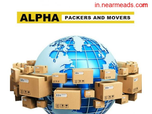 Alpha Packers and Movers – Move your Home Safely - 1
