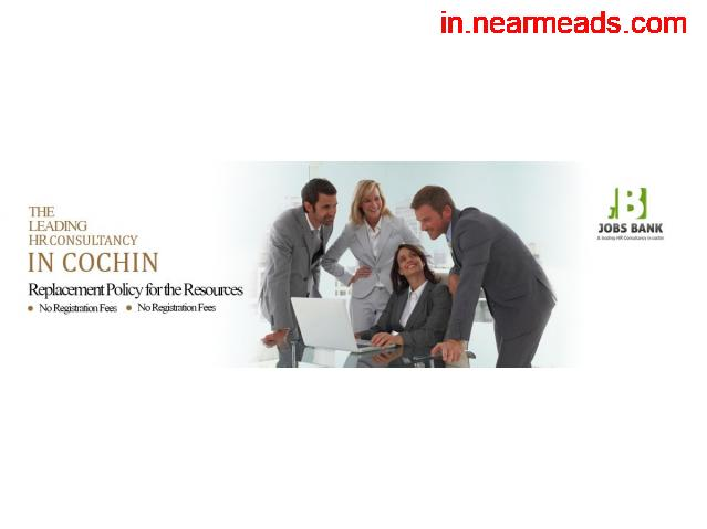 Jobs Bank – A Leading HR Consultancy in Kochi - 1