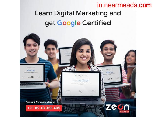 Zeon Academy – Best Digital Marketing Course in Kochi - 1