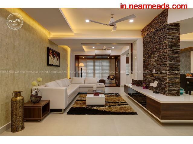 D Life Interiors – Hire the Best Decorators in Kochi - 1