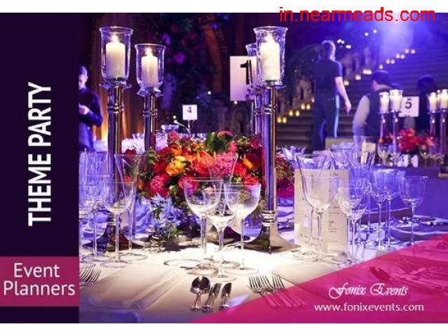 Fonix Events – Make Your Events Memorable - 1