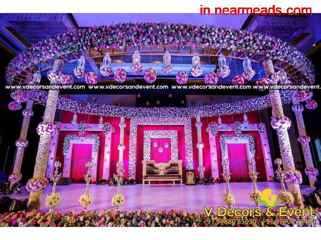 V Decors and Events – Top Event Planners in Pondicherry - 1