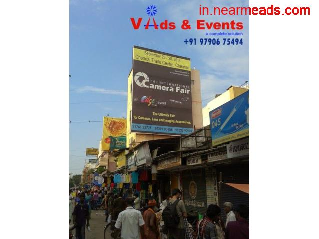 V Ads and Events – Top Event Organizer in Pondicherry - 1
