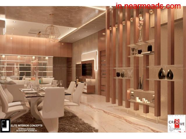 Elite Interior Concepts – Best Designing Services in Raipur - 1