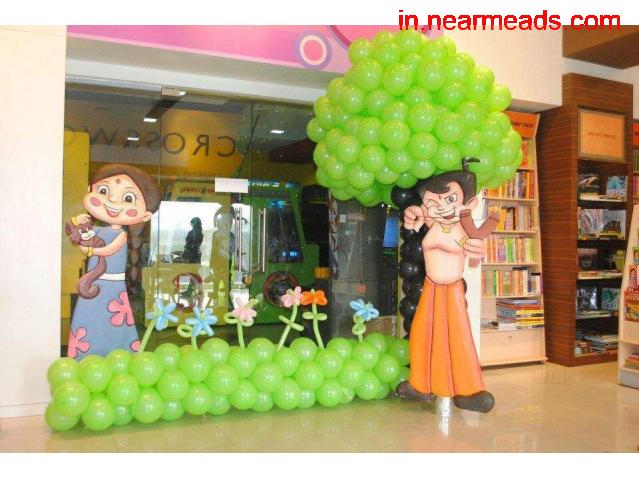 Crazy Chaps – Organize Memorable Events in Raipur - 1