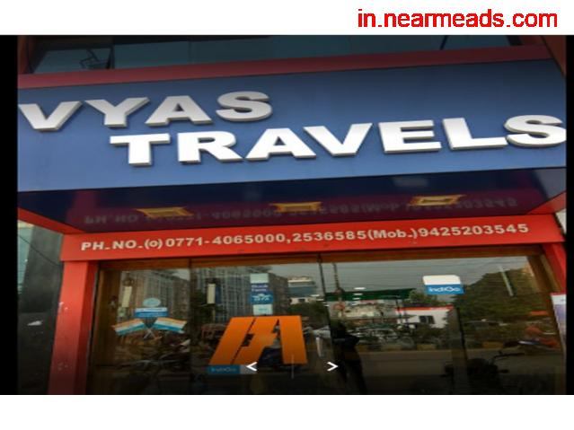 Vyas Travels – Best Travel Agency in Raipur - 1