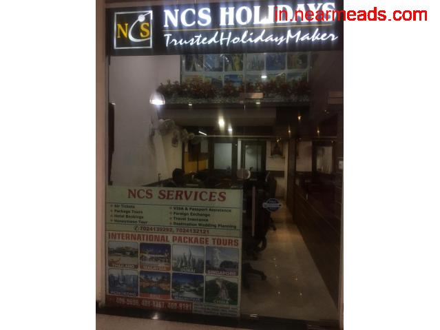 NCS Travels – Best Tour and Travel Company in Raipur - 1