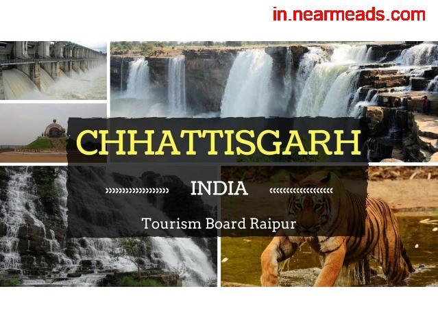 Chattisgarh Tourism Board – Best Travel Agency in Raipur - 1