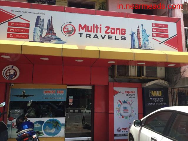 Multizone Travels – Best Tour Agency in Ranchi - 1