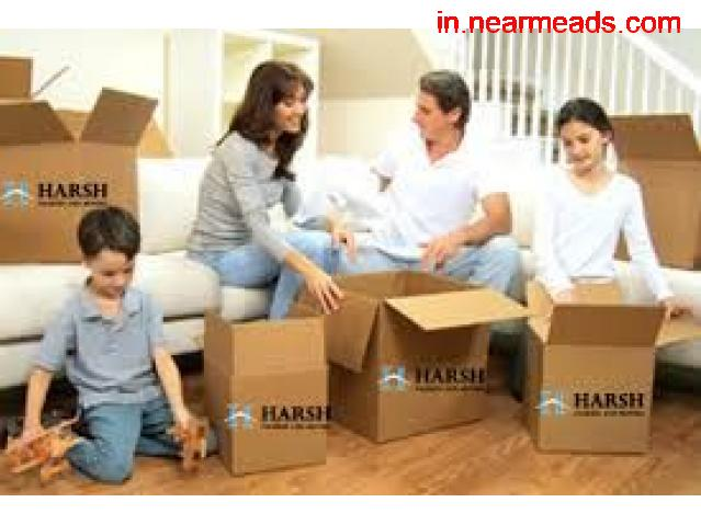 Harsh Packers and Movers – Best Shifting Services in Ranchi - 1