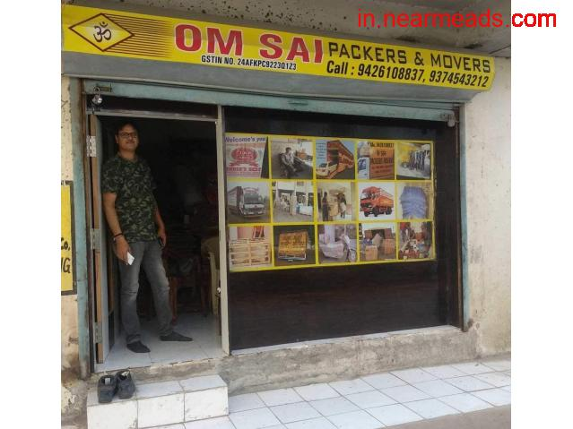 Om Sai Packers and Movers – Professional Moving Company - 1