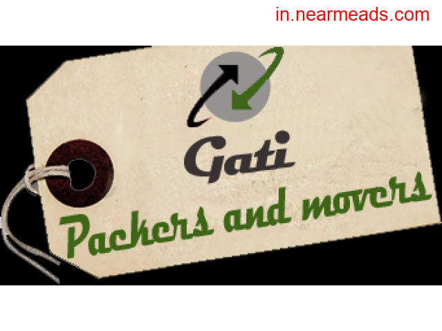 Gati Packers and Movers – Best Shifting Services Ranchi - 1