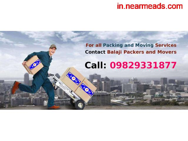 Balaji Packers and Movers – Best Relocation Services Ranchi - 1