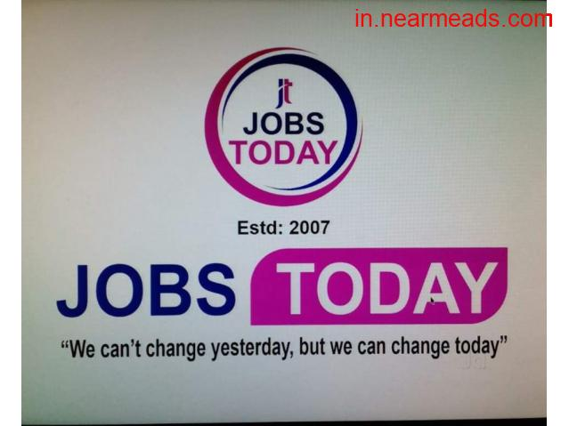 Jobs Today – Best Manpower and Job Consultancy Ranchi - 1