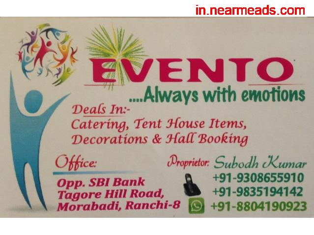 Evento – Best Event Management Company in Ranchi - 1