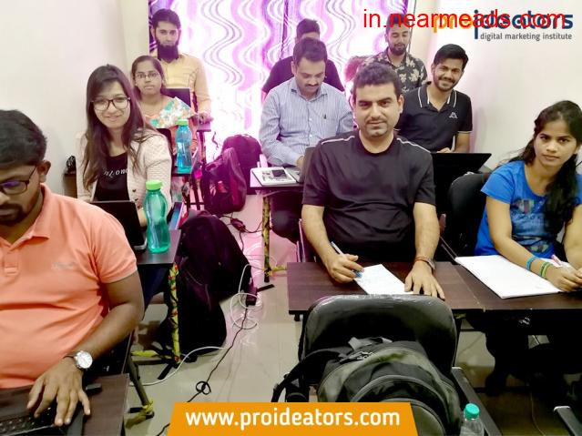 Proideators – Best Digital Marketing Training in Patna - 1