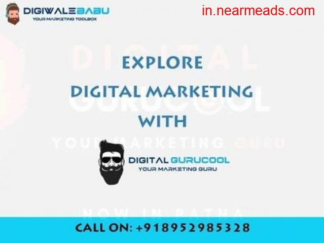 Digiwale Babu – Top Digital Marketing Training in Patna - 1