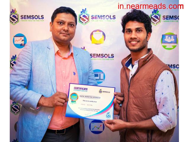 Semsols – Best Digital Marketing Course in Patna - 1