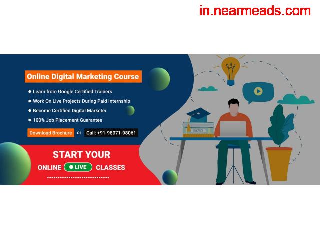 King Classes – Top Digital Marketing Institute - 1