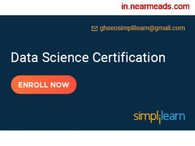 Simplilearn – Learn Data Science Course in Patna - 1