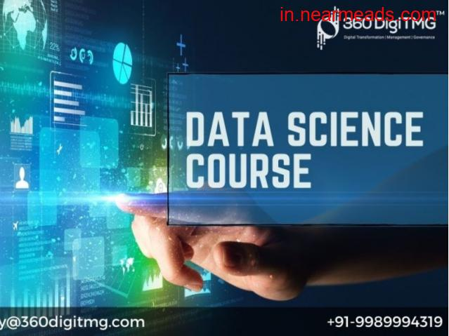 360 DigiTMG – Learn Data Science Course in Patna - 1