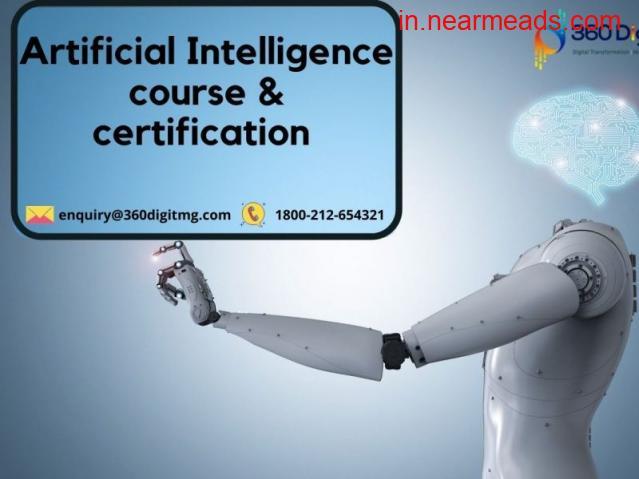 360 DigiTMG – Best AI Training Institute in Patna - 1