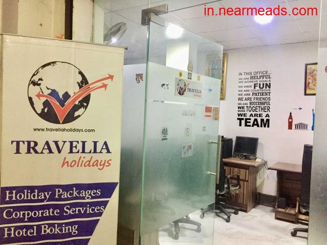 Travelia Holidays – Best Tour Agency in Patna - 1