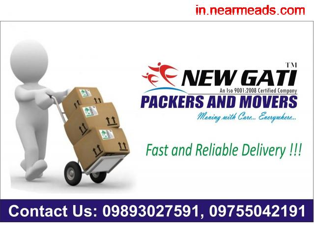 New Gati Packers and Movers – Best Shifting Company Kanpur - 1