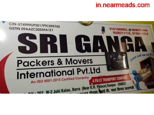 Sri Ganga Packers – Best Moving Services in Kanpur - 1