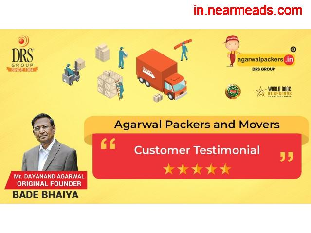Agarwal Packers and Movers DRS Group Kanpur - 1