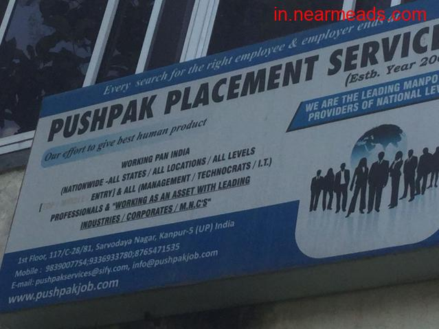 Pushpak Placement Services – Best Job Consultancy in Kanpur - 1