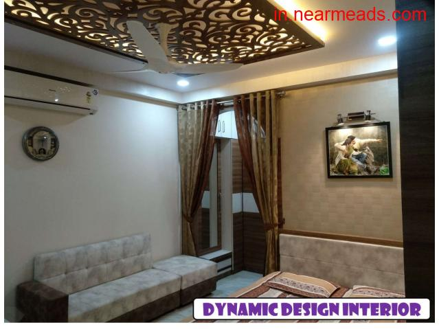 Dynamic Design Interior – Best Architects in Kanpur - 1
