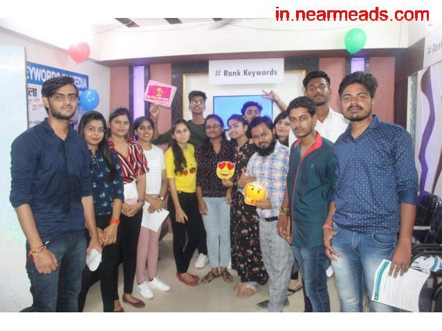 Rank Keywords – Digital Marketing Institute in Kakadeo Kanpur - 1