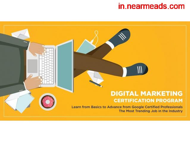 iCert Global – Top Digital Marketing Training Course in Kanpur - 1