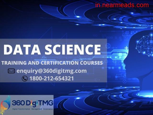 360 DigiTMG – Learn Data Science Course in Kanpur - 1