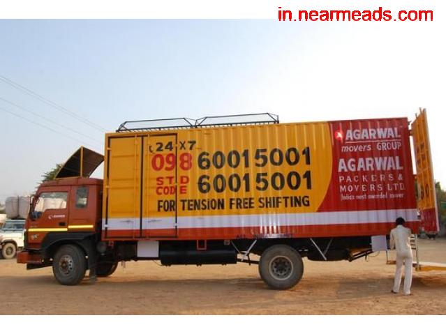 Agarwal Packers and Movers – Best Moving Company Bhubhaneshwar - 1
