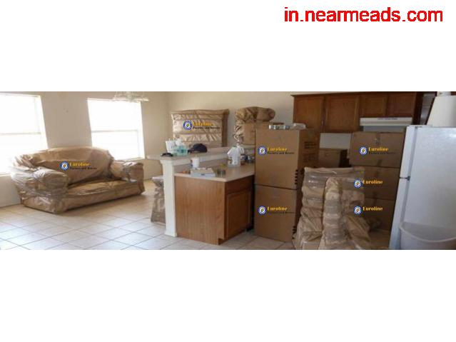 Euroline Packers and Movers – Top Relocation Company Bhubaneswar - 1