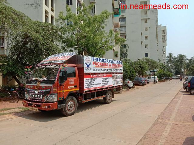 Hindustan Packers and Movers – Top Moving Company Bhubhaneshwar - 1