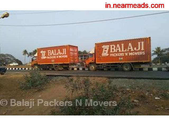 Balaji Packers and Movers – Best Household Migration Services - 1