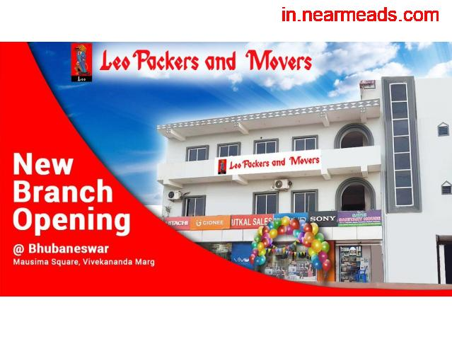 Leo Packers and Movers – Best Relocation Company Bhubaneswar - 1