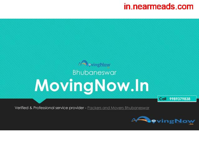 Moving Now – Best Moving Company in Bhubhaneshwar - 1