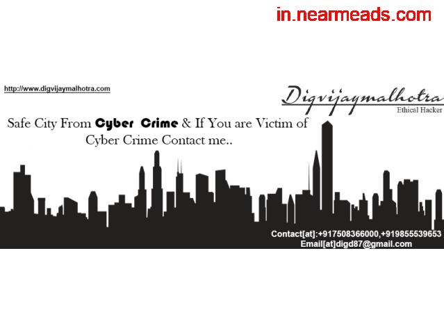 Digvijay Malhotra – Learn Ethical Hacking in Kanpur - 1