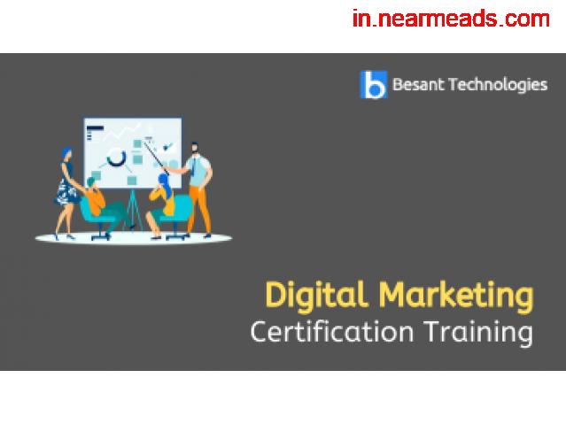 Besant Technologies – Top Digital Marketing Institute in Bhubaneswar - 1
