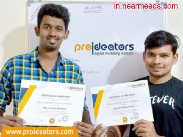 Proideators – Top Digital Marketing Course in Bhubaneswar - 1
