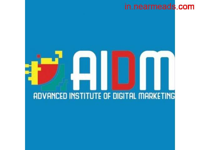 AIDM – Top Institute for Digital Marketing in Bhubaneswar - 1